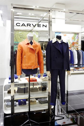 Carven, invité d'honneur du salon Pitti